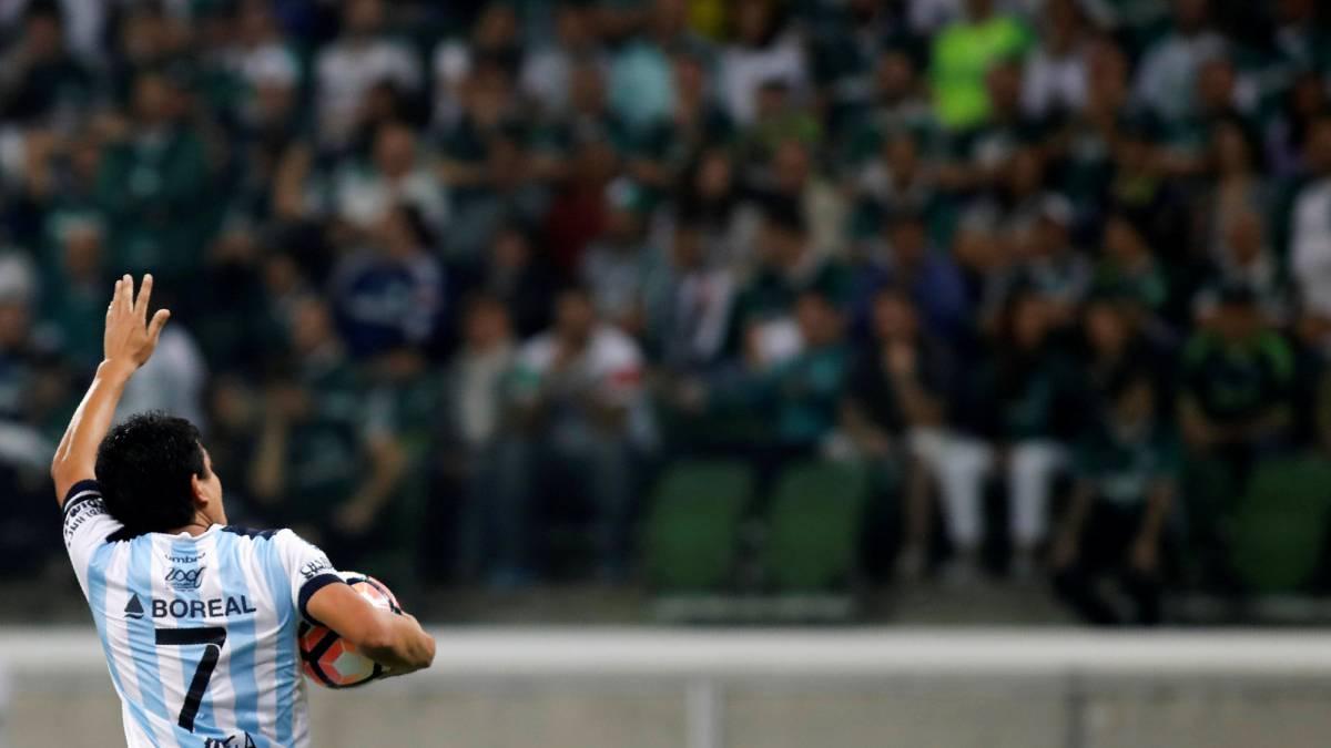 Tucumán se despide de la Copa Libertadores en Sao Paulo