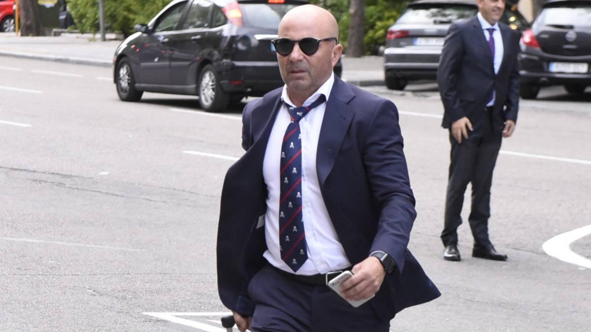 Burruchaga, el flamante manager de la Selección Argentina