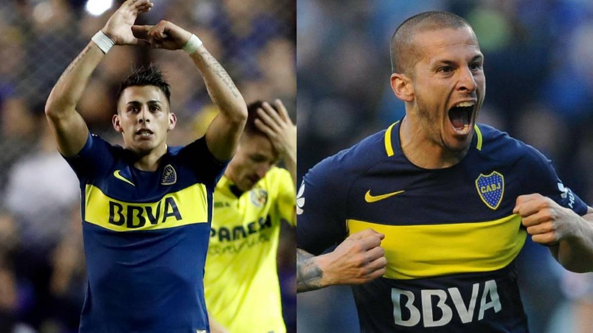 Boca empató con Colón en la Bombonera en un amistoso