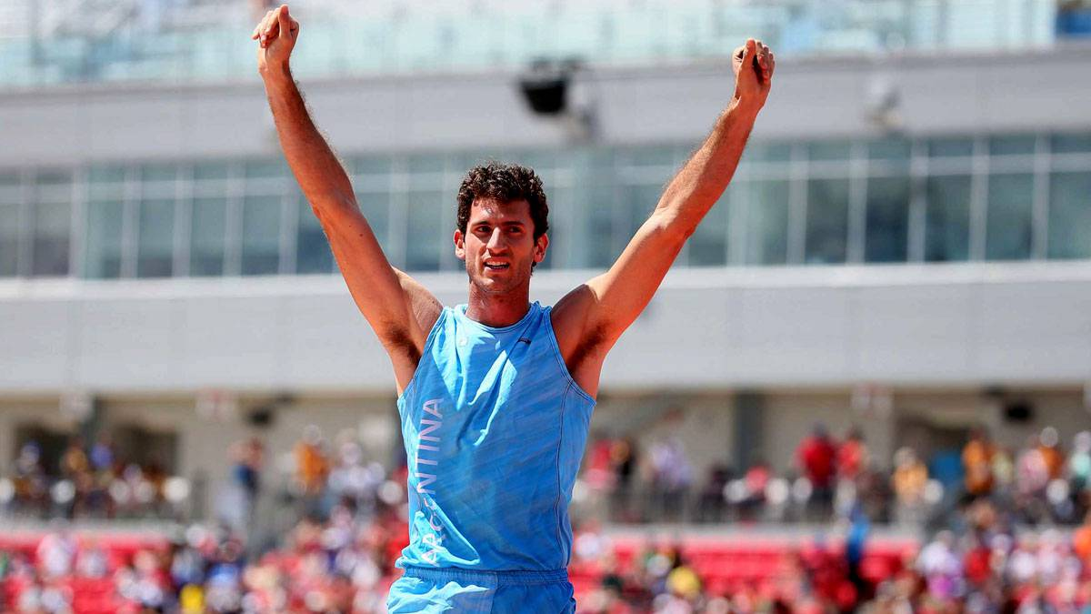 Diez atletas argentinos en los Mundiales de Londres - AS Argentina