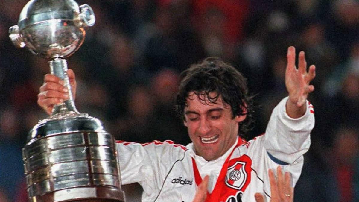Enzo Francescoli, River Plate