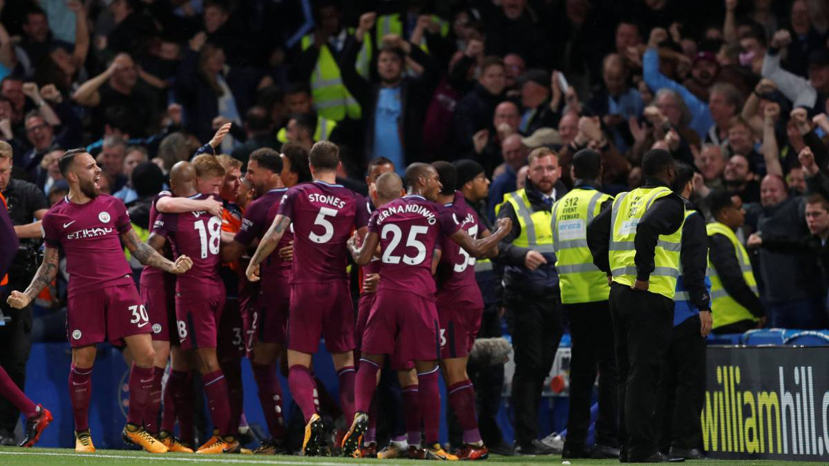 El City asalta Stamford Bridge (0-1)