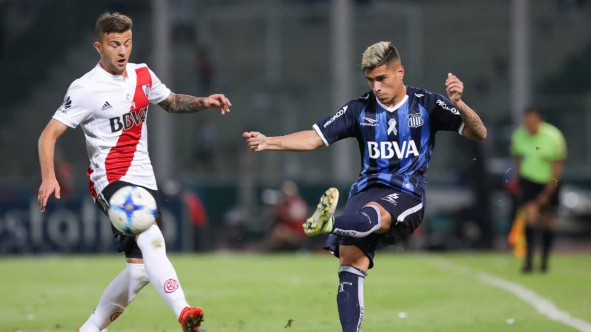 Talleres 4-0 River: resumen, goles y resultado - AS Argentina