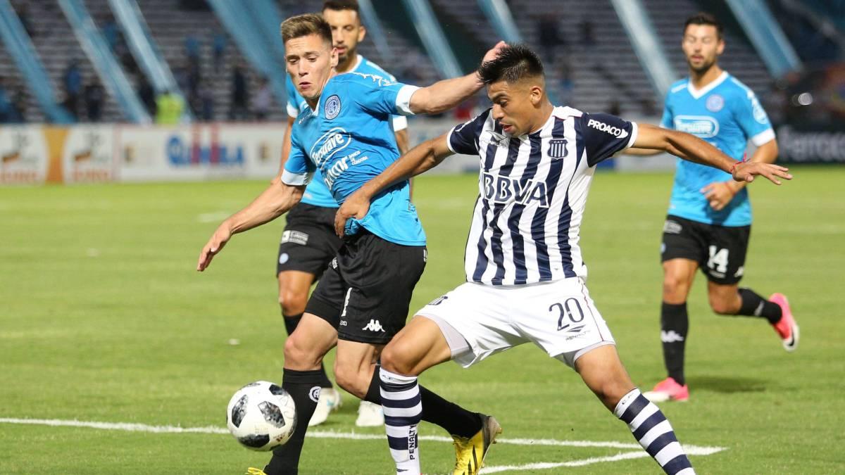 Talleres y Belgrano empataron en el clásico cordobés de verano