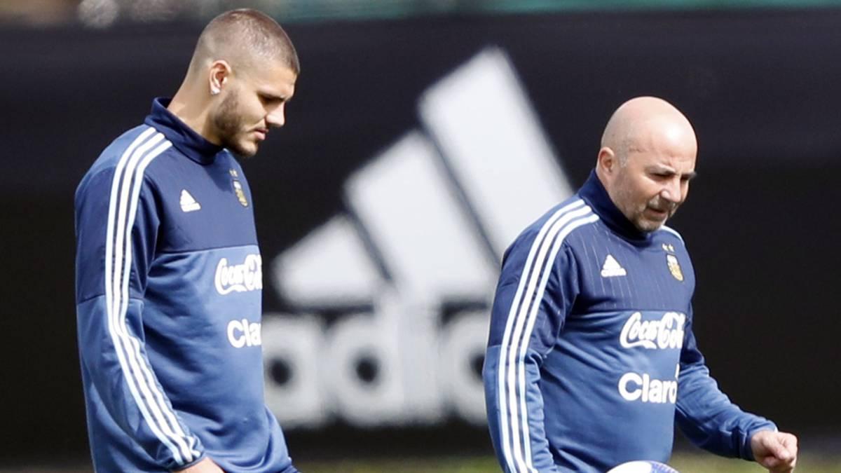 Mas tiempo para Sampaoli: podrá seleccionar 35 futbolistas antes del Mundial
