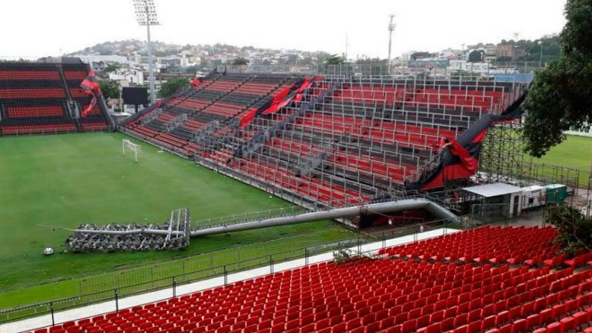 Flamengo evalúa cambiar de sede para enfrentar a River