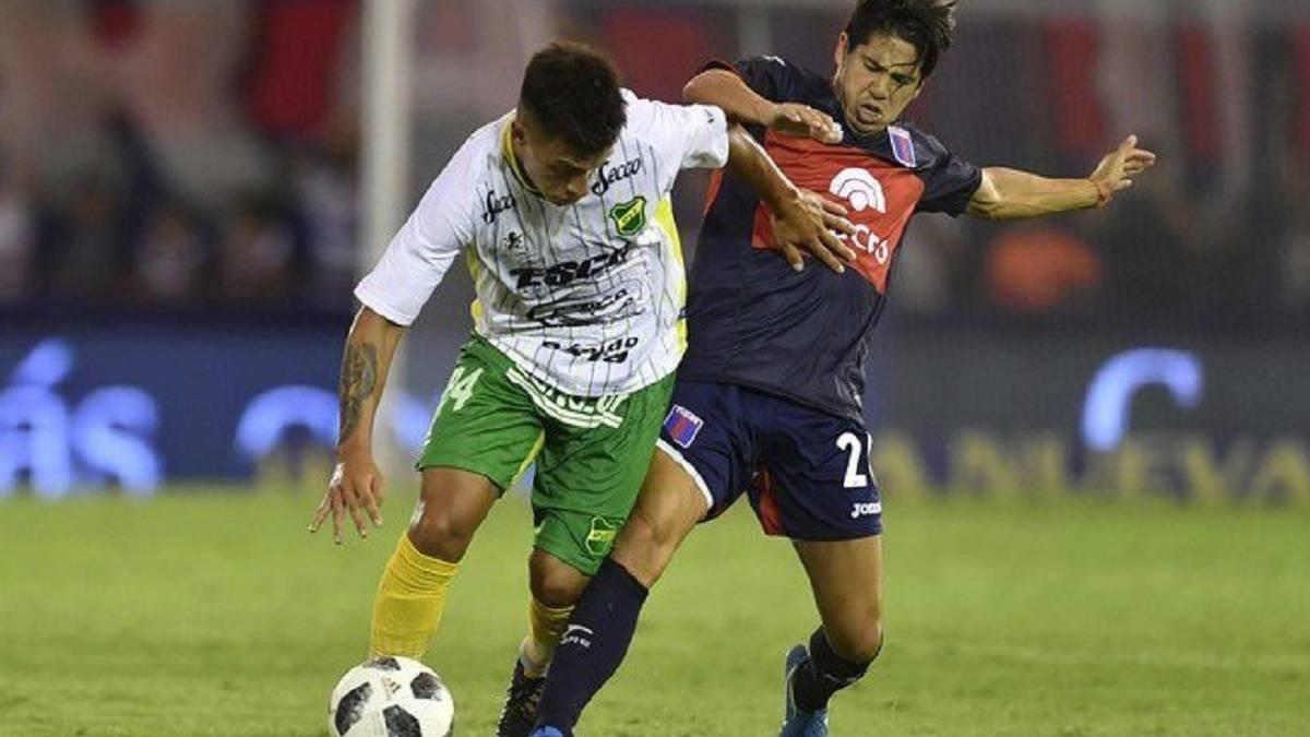 Tigre y Defensa y Justicia no pasaron del empate