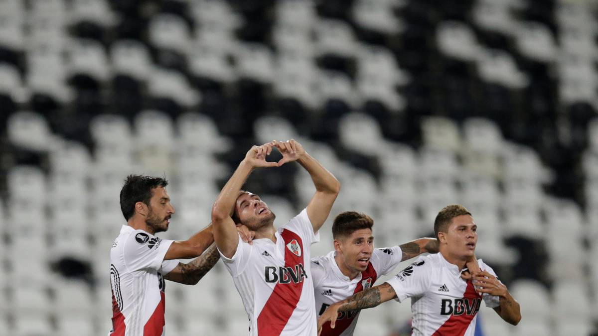River Plate vs Chacarita Juniors, Superliga Argentina — En vivo