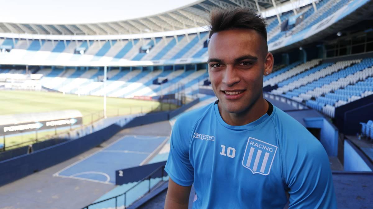 Lautaro: ¿se queda en Racing hasta la final de la Libertadores?