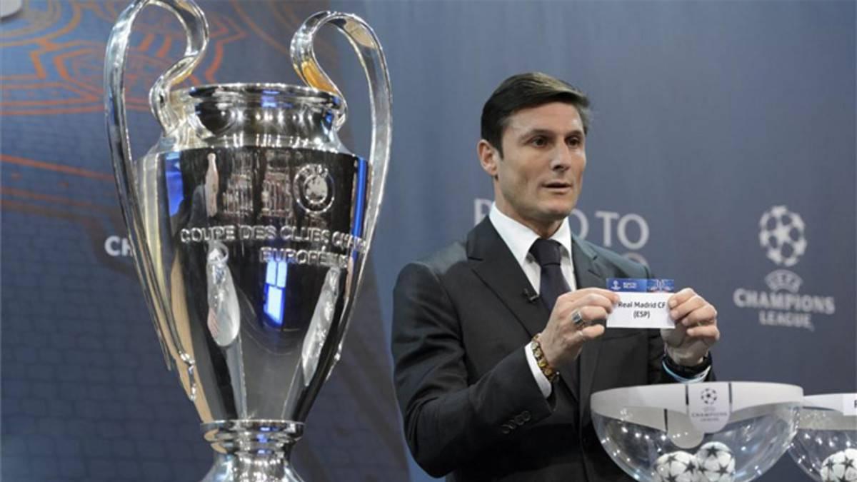 Listos los cuartos de final de la Champions League