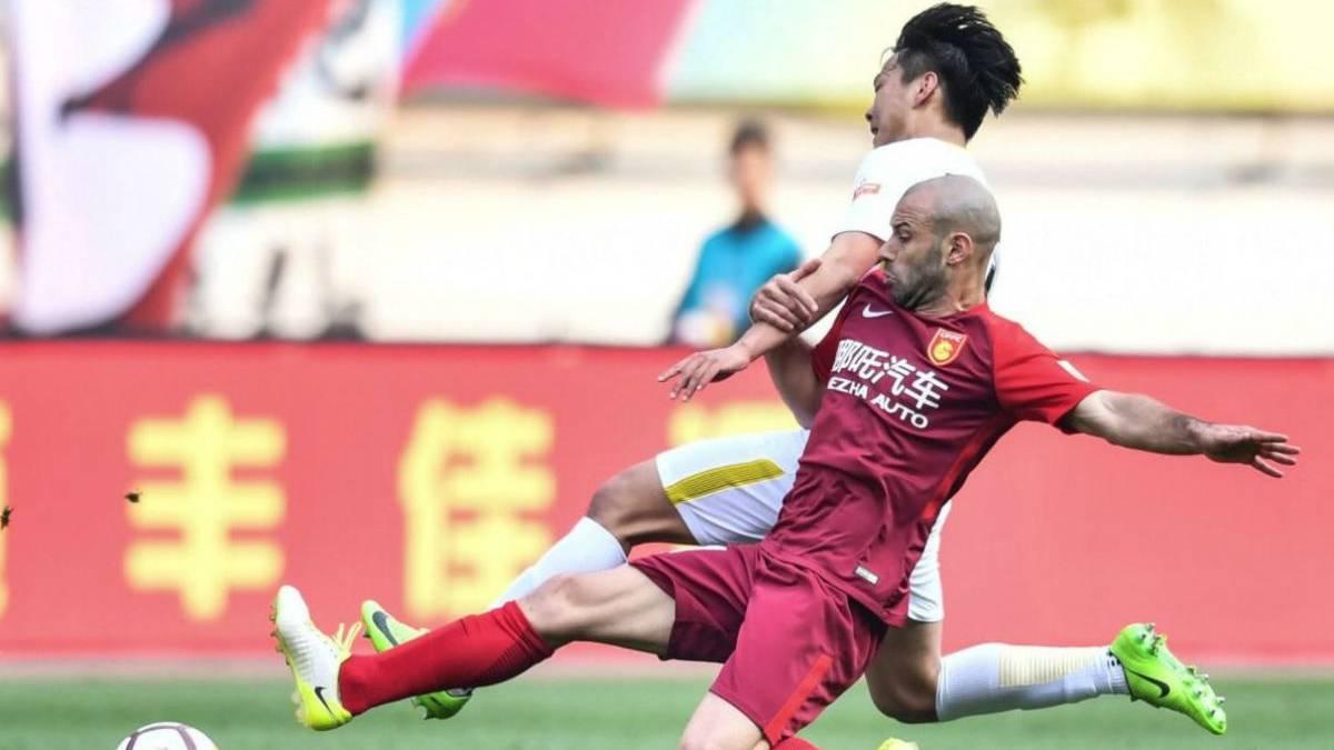 Hebei Fortune de Pellegrini sufre su primera derrota de la temporada