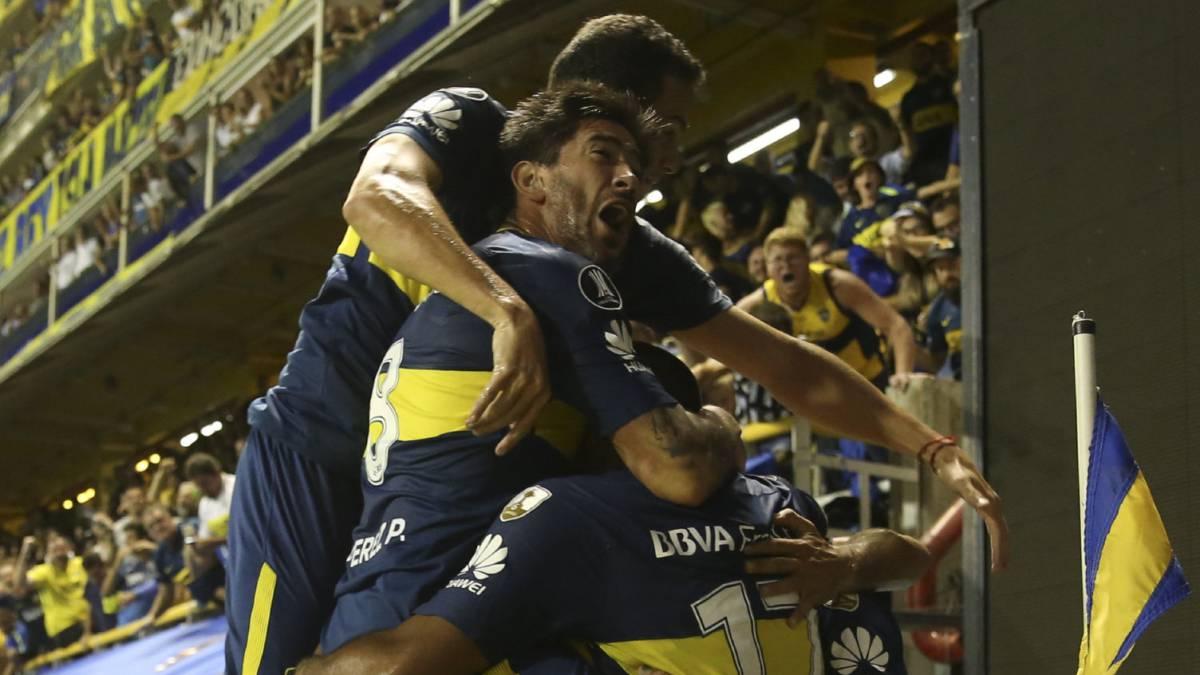 Superliga: Boca perdió frente a Defensa y Justicia en la Bombonera