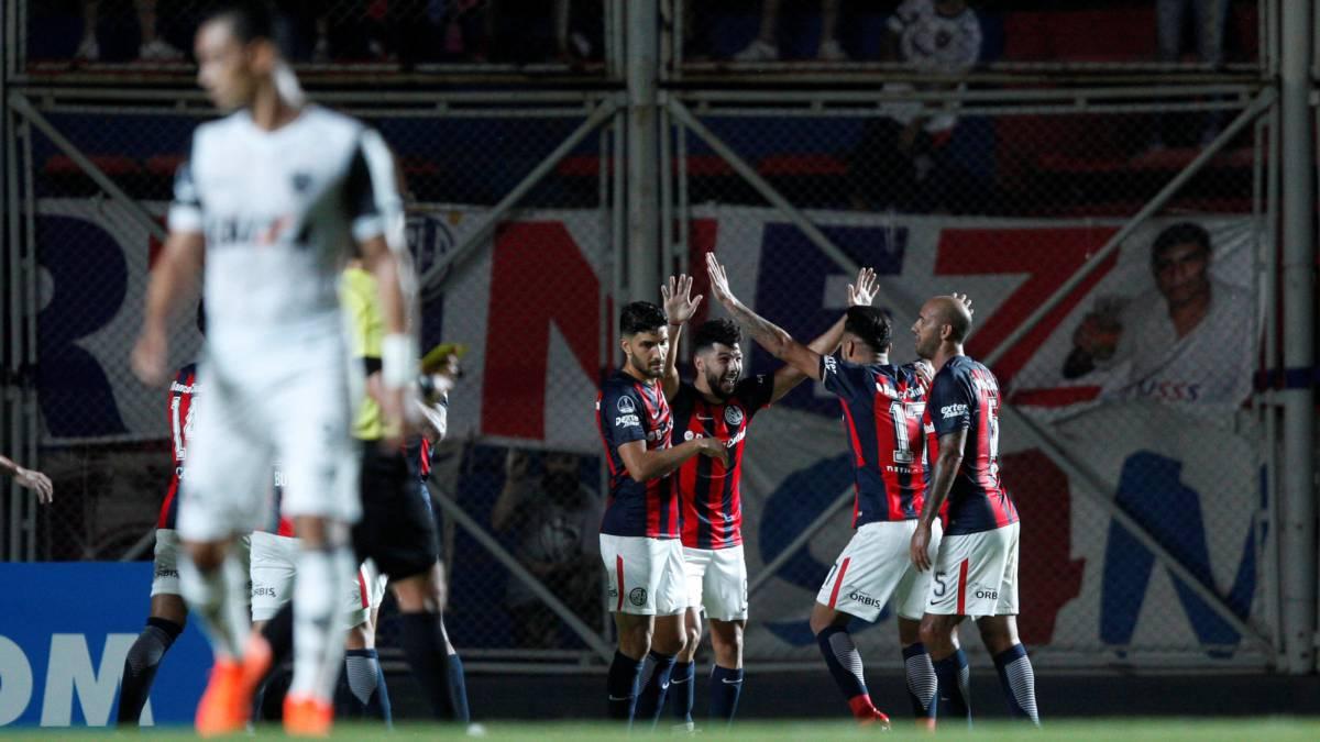 Con ocho cambios, San Lorenzo recibe a Atlético Mineiro