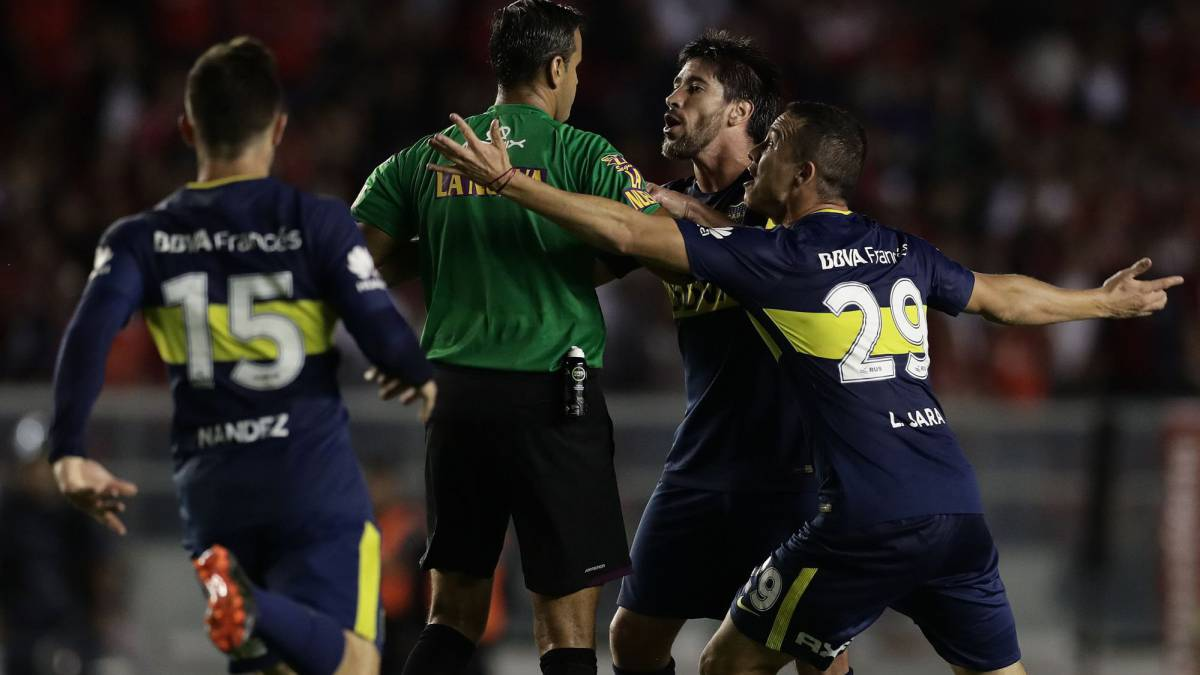 La peor noticia para Boca: se desgarró Wilmar Barrios