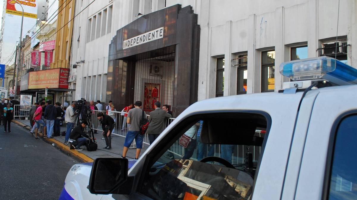 Pidieron preventiva para los acusados — Abusos en Independiente
