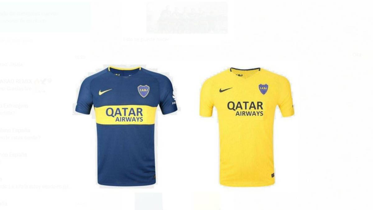 Qatar Airways patrocinará playera de Boca Juniors por cinco años