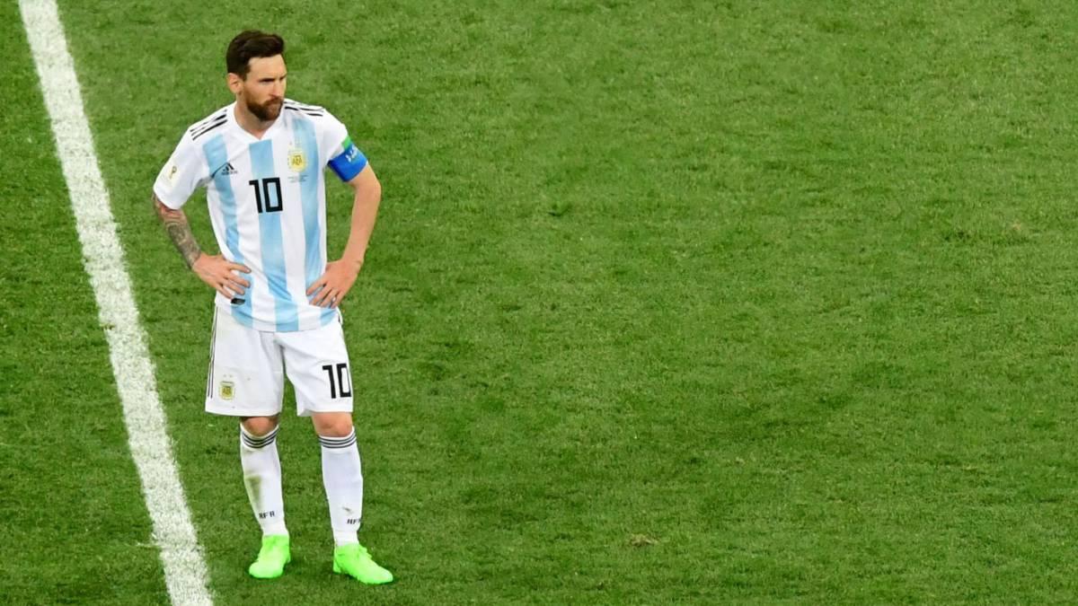 En Argentina se pide que Messi renuncie de verdad a la selección