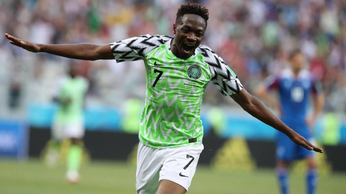 Nigeria   Islandia Resultado Resumen Y Goles Del Partido