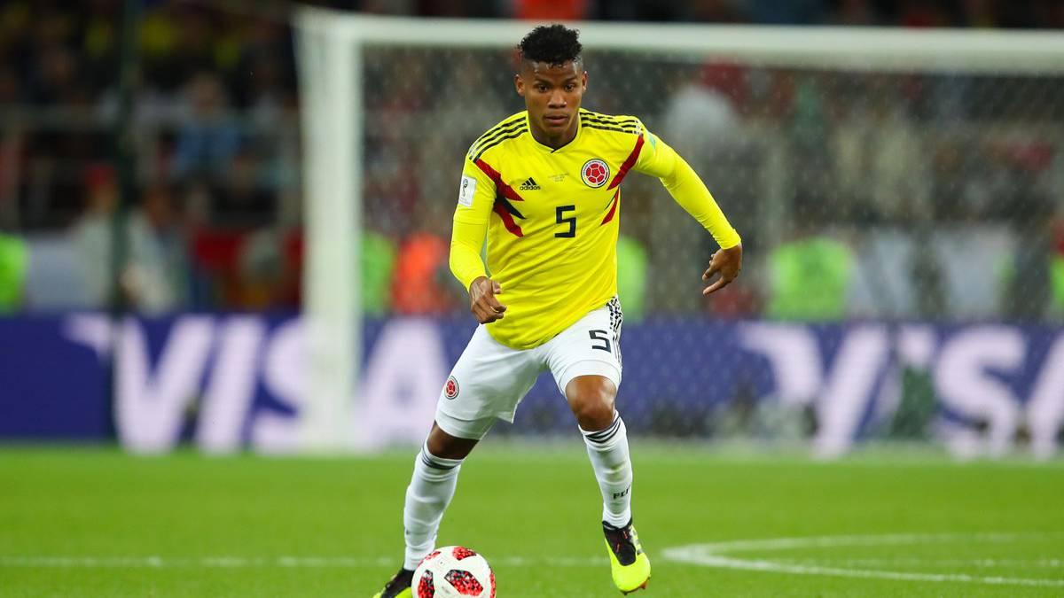 Wilmar Barrios quiere irse después de la Copa Libertadores