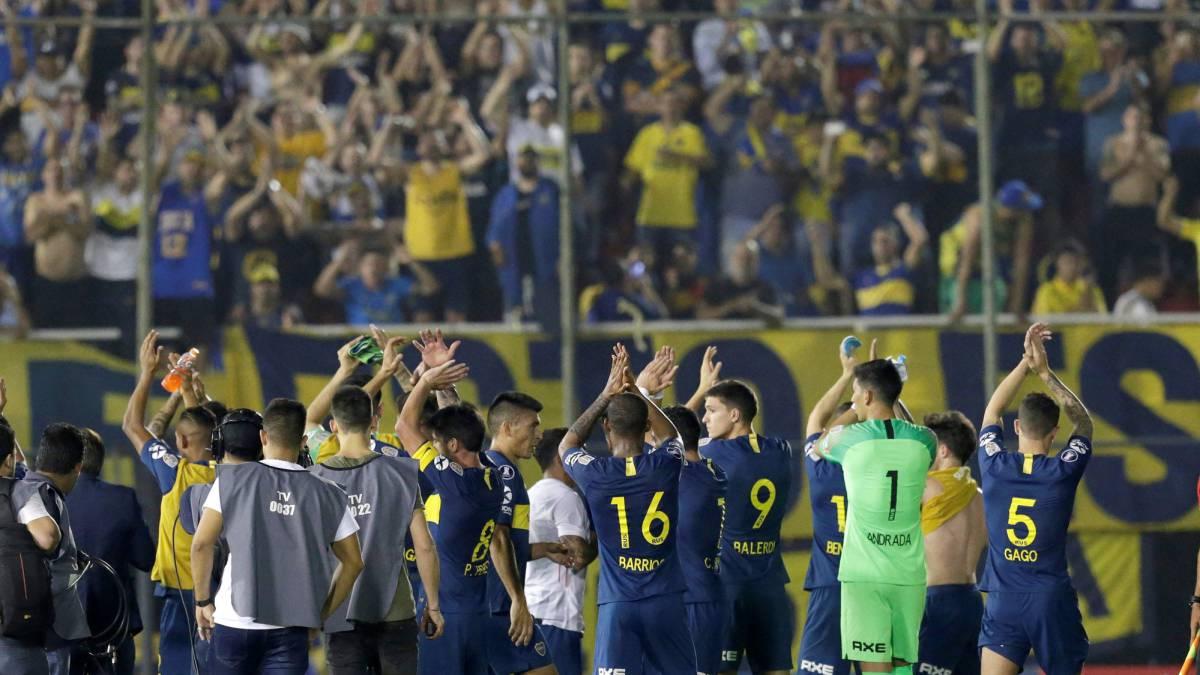 El programa de los cuartos de la Libertadores