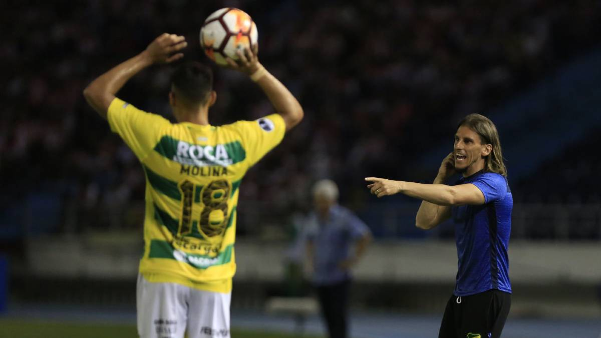 San Martín vs. Defensa y Justicia: horario, TV y formaciones