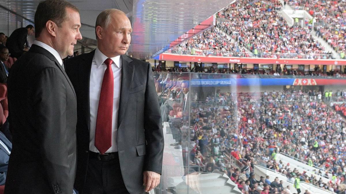 Superclásico Vladimir Putin to attend River Boca clash