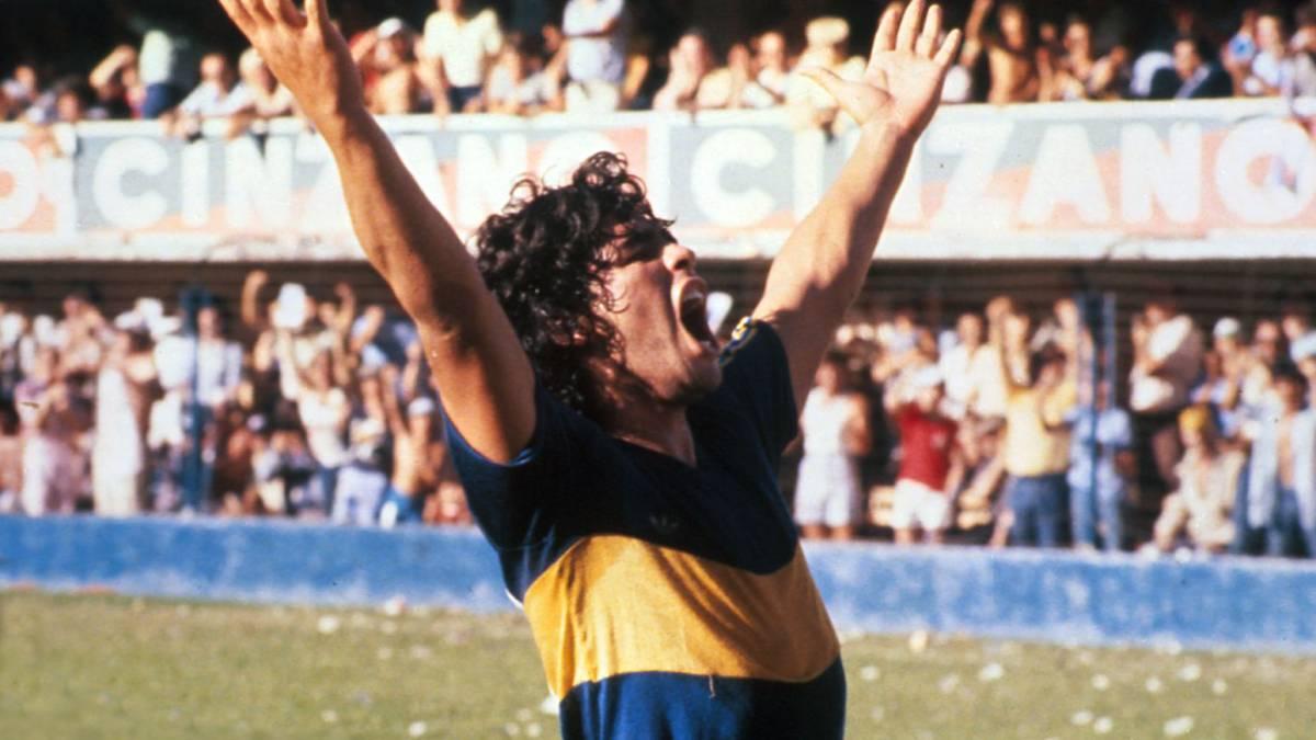 Conmebol Libertadores Maradona: