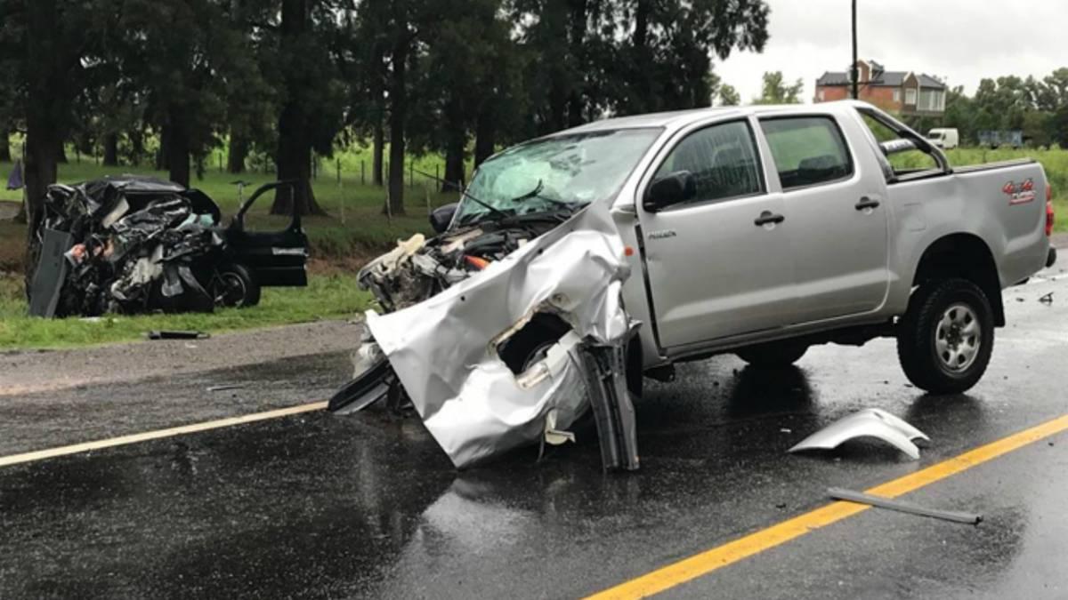 Trágico accidente: murieron cuatro hinchas de Boca que iban a La Bombonera
