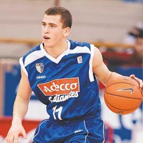 Sergio Rodríguez, jugador revelación de la temporada