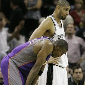 Ginóbili, Parker y Duncan ponen a los Spurs en la final