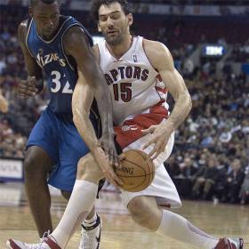 Garbajosa negocia la ruptura de su contrato con los Raptors