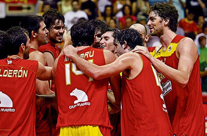 España no tiene sitio aún para entrenarse en Pekín
