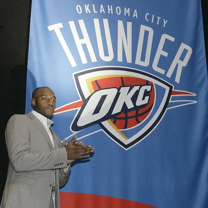 Oklahoma City serán los ''Thunders''
