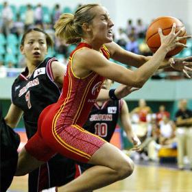 Equipaciones más ajustadas para las baloncestistas
