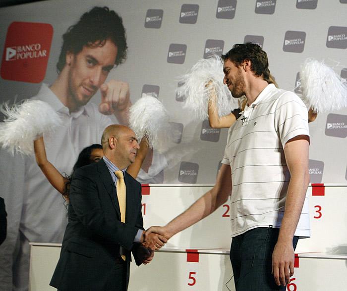 Pau Gasol confirma que irá al Eurobasket de Lituania