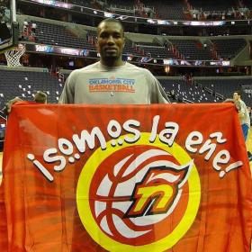 Scariolo llama a Ibaka para el Eurobasket de Lituania