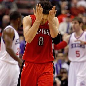 La defensa de los Sixers anuló a los Raptors