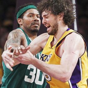 Rasheed Wallace está a punto fichar por los Lakers