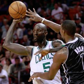 Pierce y Garnett dan otra leccin a los &quot;Beach Boys&quot;