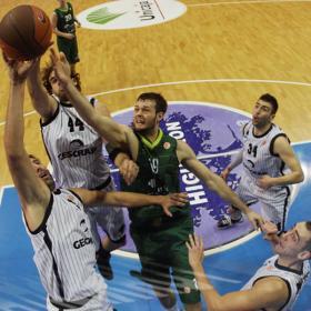 Guerra en la ACB por las plazas de la Euroliga