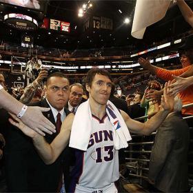 Steve Nash pudo jugar último partido con los Suns