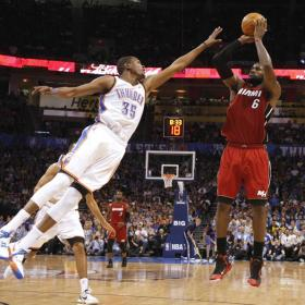 Arranca la final soada de la NBA: Durant vs LeBron