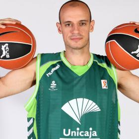 Jimnez firma con Unicaja por un mes y opcin a otro