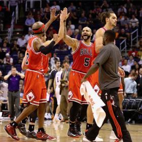 Boozer conduce el ataque y triunfo de los Chicago Bulls