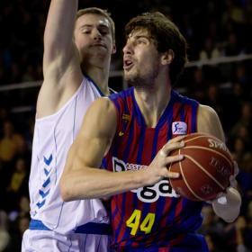 El Cajasol sólo resiste al Barça en la primera mitad