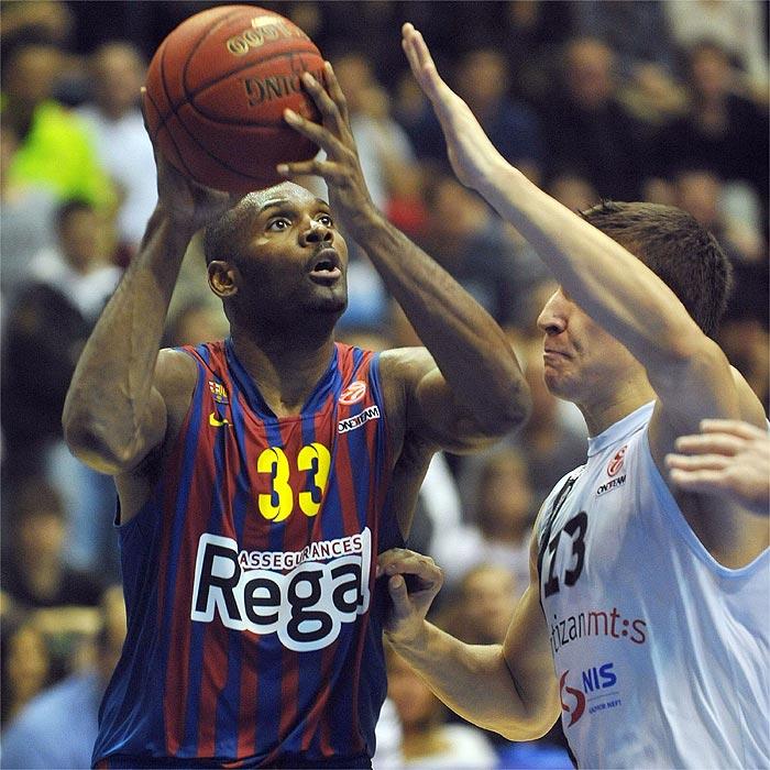 El Barça, mejor que el Partizan en el juego de los errores