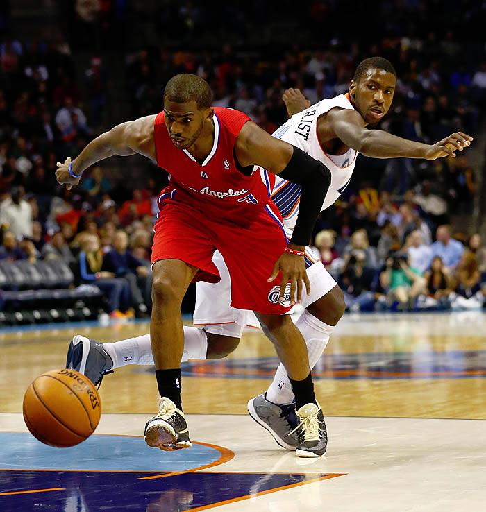 Paul y los Clippers llegan a los ocho triunfos consecutivos