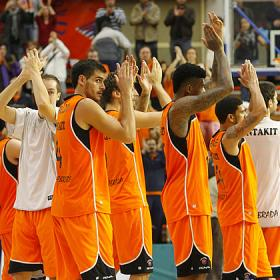 Derbi madrileño en el partido 500 del Fuenla en la ACB