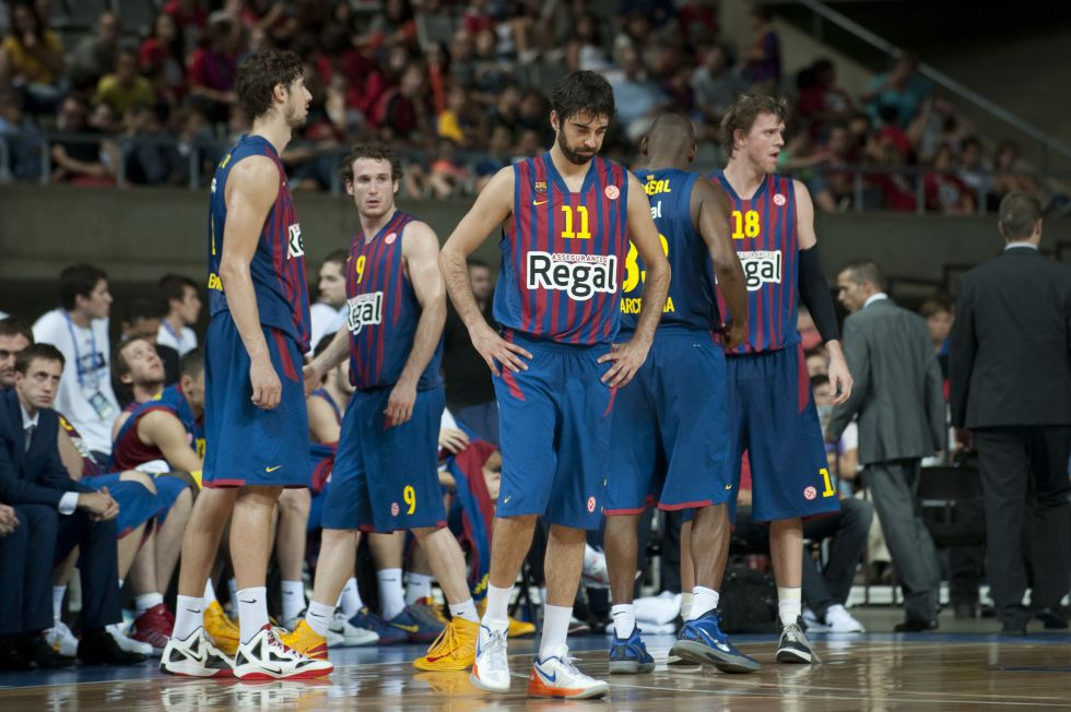 La Copa peligraría para el Barça Regal con una nueva derrota
