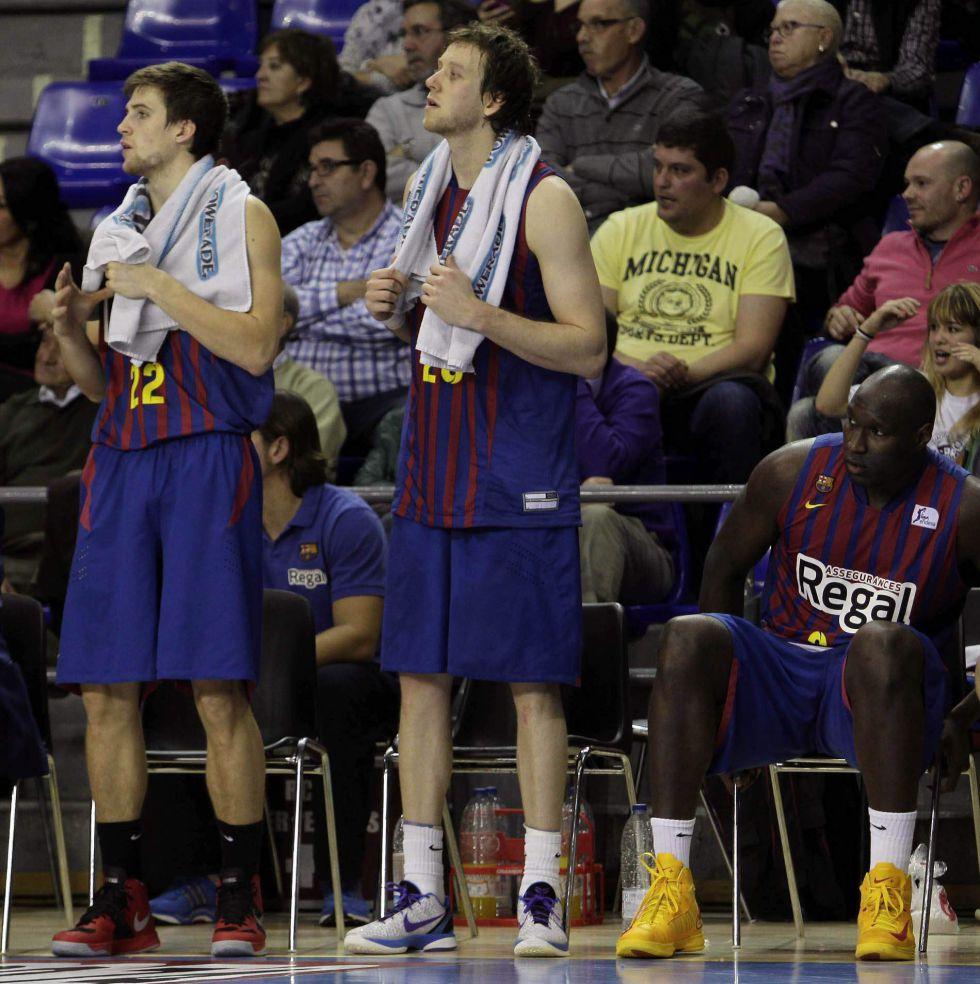 El Blusens ahonda en la crisis de un Barça que ve peligrar la Copa